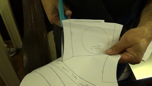 Radar Eye Pattern