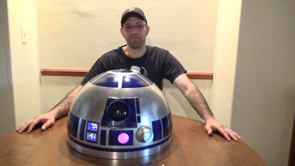 The R2D2 Dome – One year later.