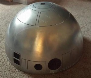 300mm Dome